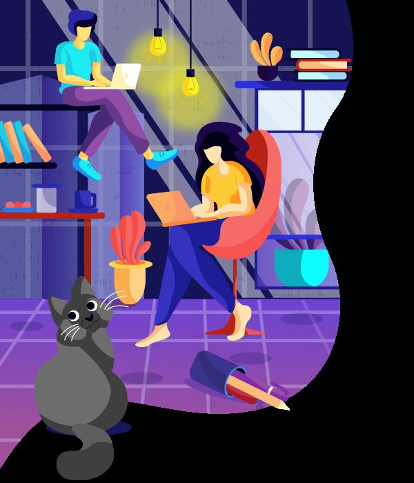 Egg-office
